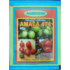 Benih Tomat Amala 474 Agrosid 10Gr