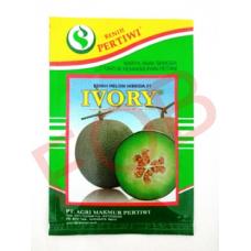 Benih L Pertiwi L Melon Ivory 13gr