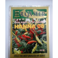 Benih Raja Seed Cabe Rawit Hanna 08