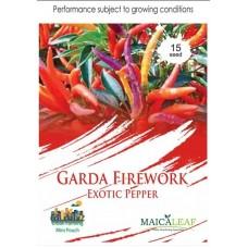 Cabe RAINBOW GARDA FIREWORK Maicaleaf 15s
