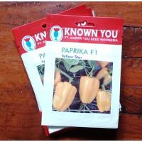 Paprika Kuning - Paprika F1 Yellow Star 15s