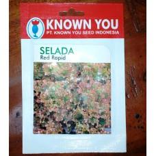Selada Red Rapid 5g
