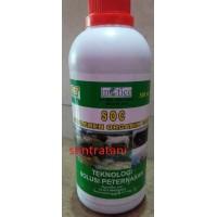 Bakteri / Mikroba Starter Ternak - Suplemen Organik Cair - SOC HCS 500ml