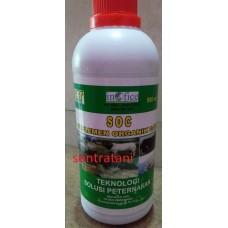 SOC HCS 500ml - Bakteri / Mikroba Starter Ternak - Suplemen Organik Cair