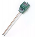 PH Meter Tanah 3in1 (PH, Kelembaban dan Pencahayaan)