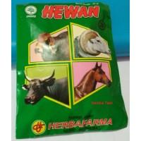 Jamu Ternak / Jamu Hewan 22 Herbafarma (Untuk Sapi, Kerbau, Kuda, Kambing dan Domba)