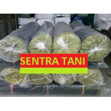 Waring Ikan Waring Hitam 1roll Lebar 120cm Panjang 100meter